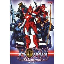 Ronin Warriors - The Call (Vol. 1) (1995)