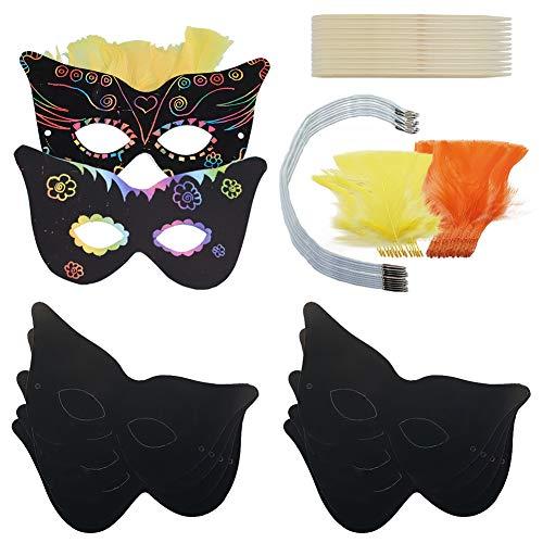 magic color scratch masks - 9