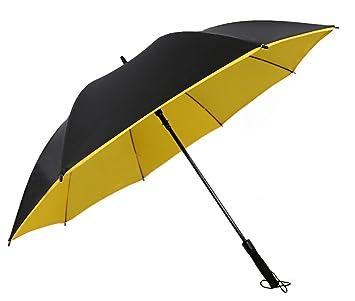 Paraguas Extra Grande, Fansport Paraguas A Prueba de Viento del Paraguas de la Lluvia de