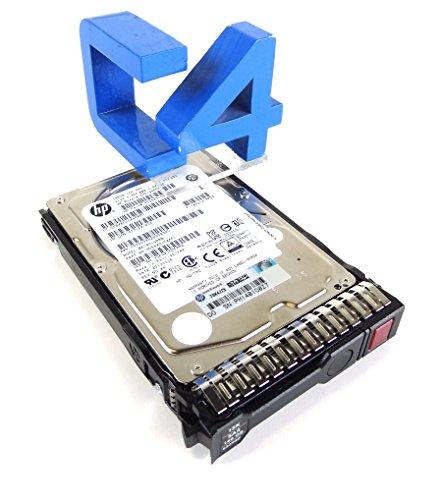 HP 146GB 6G SAS 15K SFF SC Enterprise HDD 652605-B21 653950-001 NEW