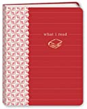 What I Read Red Mini Journal