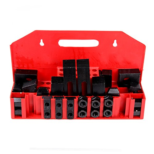 PENSON & CO. 5/8'' T-Slot Clamp Kit 58 pcs 1/2''-13 Stud Hold Down Clamping Set Upgraded for Bridgeport Mill by PENSON & CO. (Image #3)