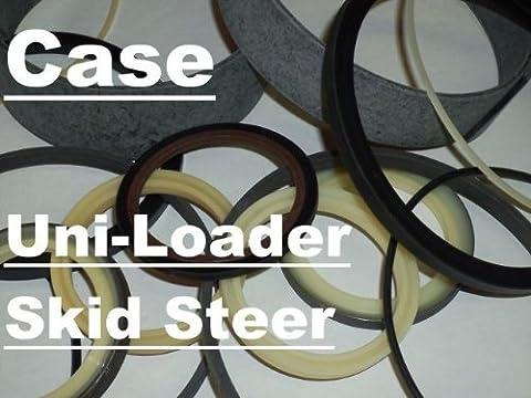 128728A1 Tilt Bucket Cylinder Seal Kit Fits Case 1835C 1838 1840 1845C (Bucket Cylinder)