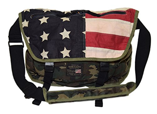 Ralph Lauren Polo Duffle Bag - 6