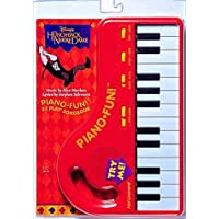 Piano Fun Hunchback of Notre D (Disney)