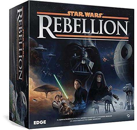 Fantasy Flight Games-EDGSW03 Star Wars Rebellion (EDGSW03): Amazon.es: Juguetes y juegos