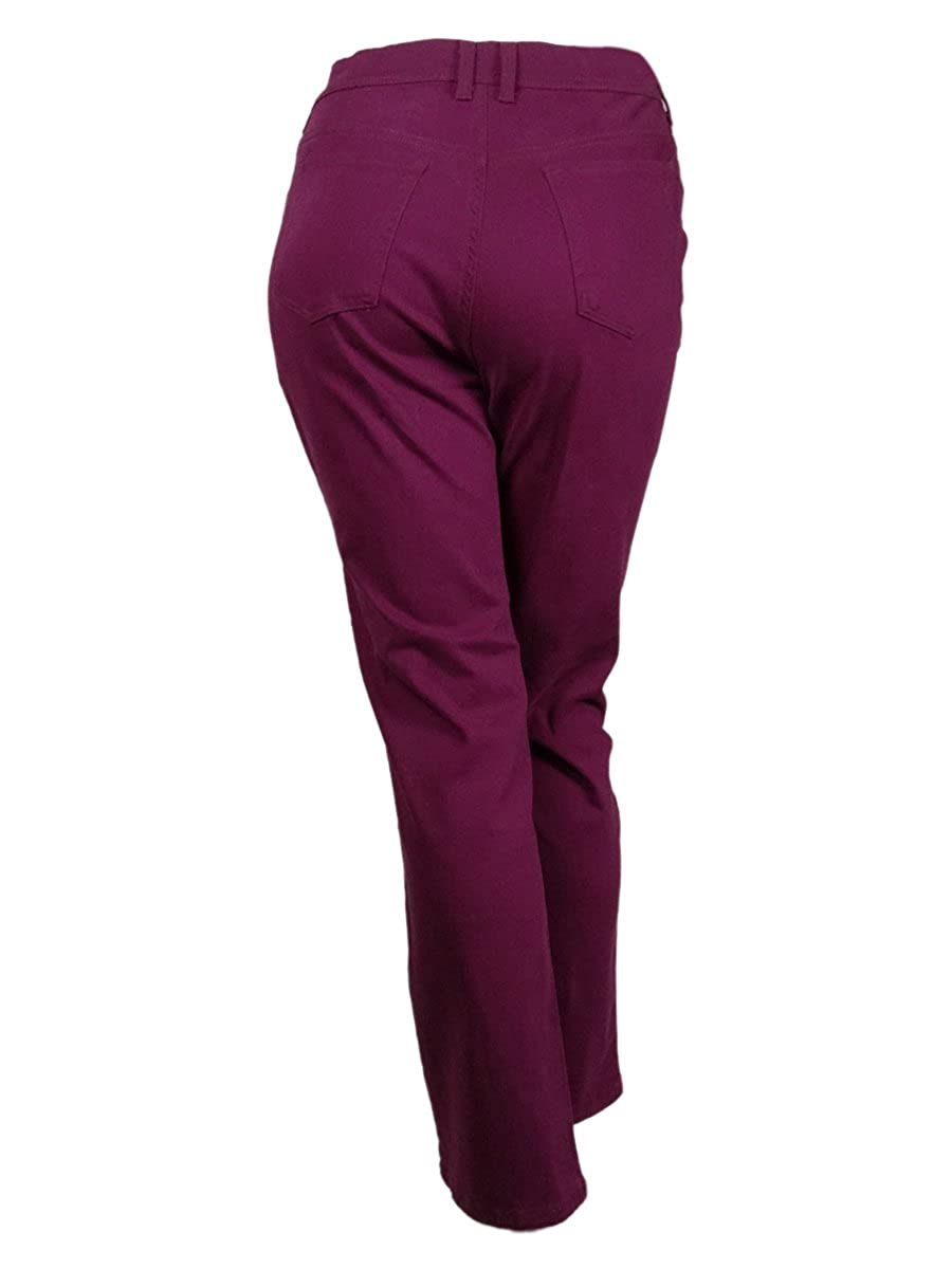 Charter Club Womens Classic Straight Leg Fashion Pants