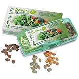 NUTRILITE DOUBLE X Multivitamin/Multimineral/Phytonutrient - 62 Tablets each (186 Tablets Total) - 31-Day Supply/with Case.