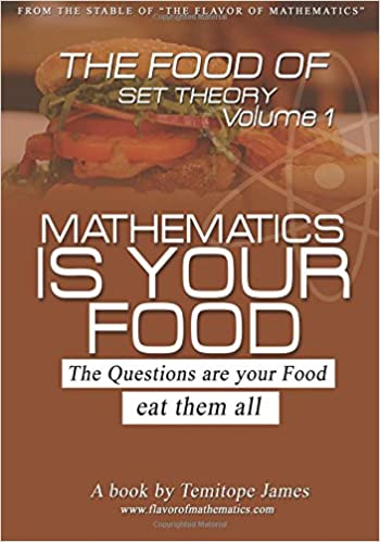 Book The food of the Set theory 1: Mathematics is your food