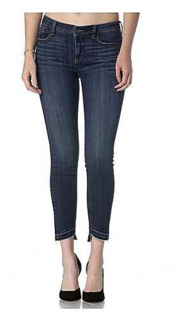 Miss Me Made The Cut Mid-Rise Ankle Skinny Jean, 28