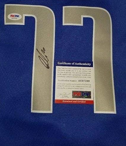 best sneakers 7a76c c1474 Luka Doncic Autographed Signed Mavericks Nba Swingman Jersey ...