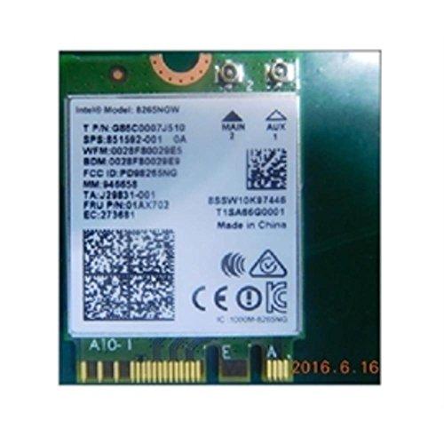 Intel Wireless Wifi Card - Intel 8265 Generic, 2230, 2x2 AC+BT (8265NGWMG)