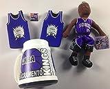 Sacramento Gift Pack Coffee Mug 2 2002 Pin Bobby Jackson Plush Basketball