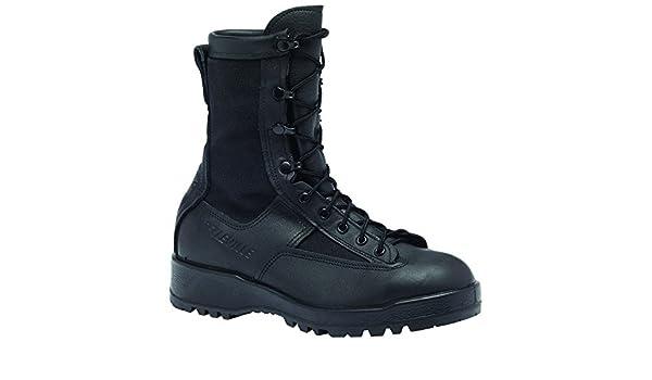 Belleville - Botas para hombre negro negro: Amazon.es: Zapatos y complementos