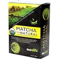 Black Natural Matcha(Maça) Çayı Tea Japon Çayı 100gr