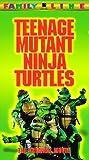 Teenage Mutant Ninja Turtles [VHS] [Import]