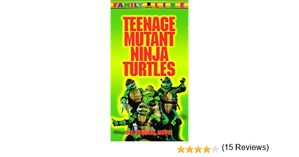 Teenage Mutant Ninja Turtles [USA] [VHS]: Amazon.es: Judith ...
