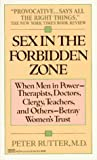 Sex in the Forbidden Zone, Peter Rutter, 0449147274