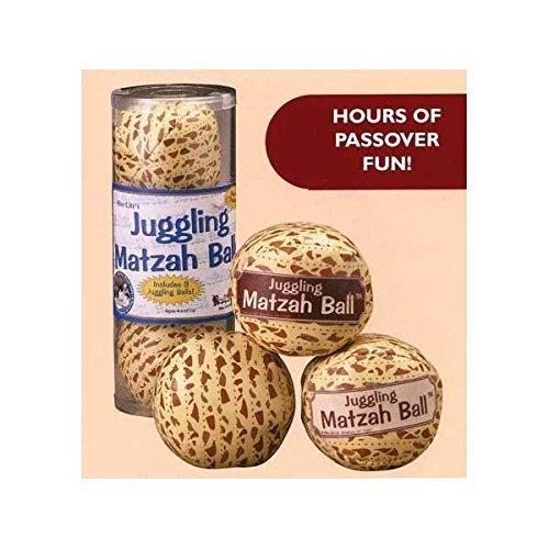 Juggling Matzah Balls ()