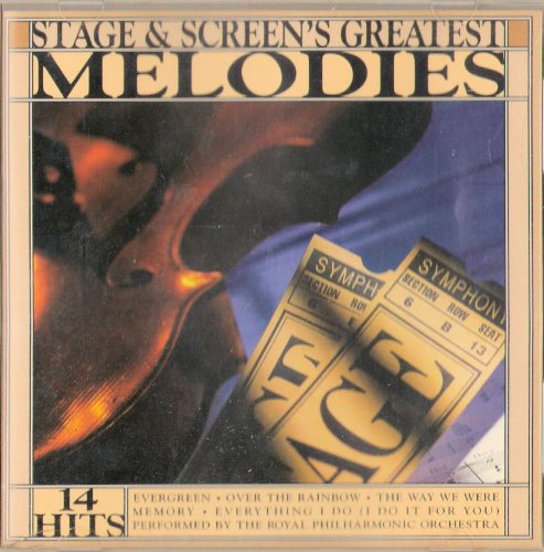 Stage & Screen's Greatest Melodies