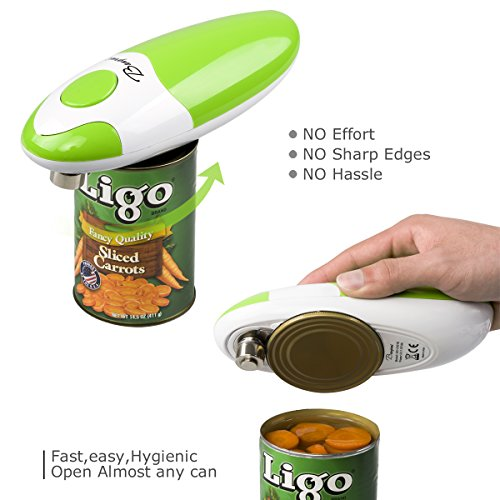 Best Can Openers For Arthritic Hands Graying With Grace