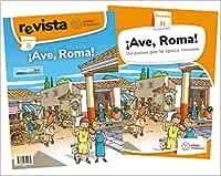 ¡AVE, ROMA! (Un paseo por la época romana)