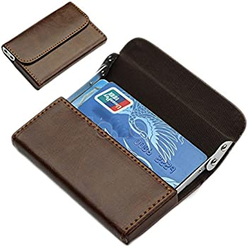 Amazon card holder new gentleman leather business name credit card holder new gentleman leather business name credit id cards holder wallet case business card wallet reheart Images