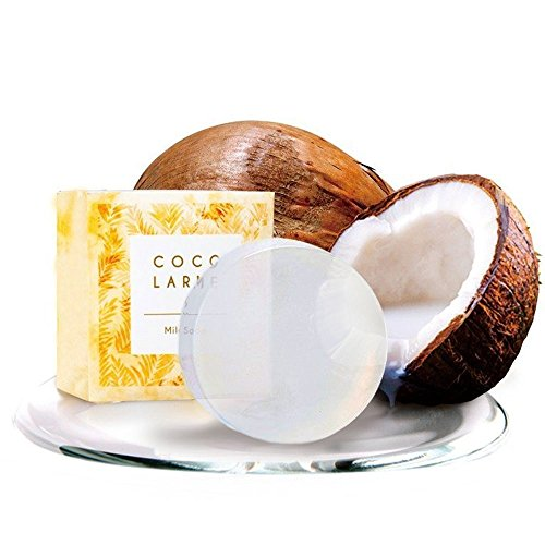 COCOLARME VCO (Virgin Coconut Oil) Mild Soap | Made in Japan 85g by Cocolarme