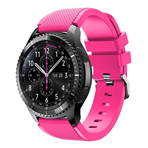 GBSELL New Fashion Sports Silicone Bracelet Strap Band For Samsung...