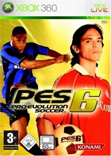 Pro Evolution Soccer 6 [Xbox Classics] [Importación alemana ...