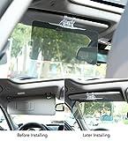 guardian blood pressure monitor - Follicomfy Car Windshield Sun Visor Day & Night Driving Mirror Anti-Glare Sunshade Sunglasses HD Goggles