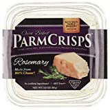 The Kitchen Table Bakers Gourmet Cheese Crackers, Rosemary, 85g