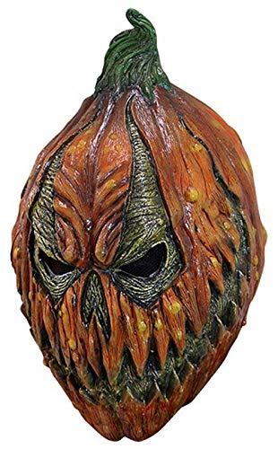 Ghoulish Masks Wraith Pumpkin Adult Mask Standard -
