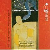 Debussy: Children's Corner/Six Epigraphes Antiques/Ravel: Forlane/Le Tombeau De Couperin