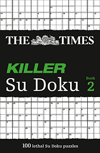 Read Online The Times Killer Su Doku Book 2 (Bk. 2) pdf epub
