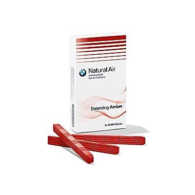 BMW 83122285676 Natural Air Freshener Refills (Balancing Amber): Automotive