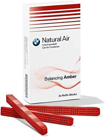 BMW Natural Air Starter-Kit Fragranza Balancing Amber