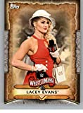 2020 Topps Road to WrestleMania WrestleMania Roster Wrestling #WM-32 Lacey Evans