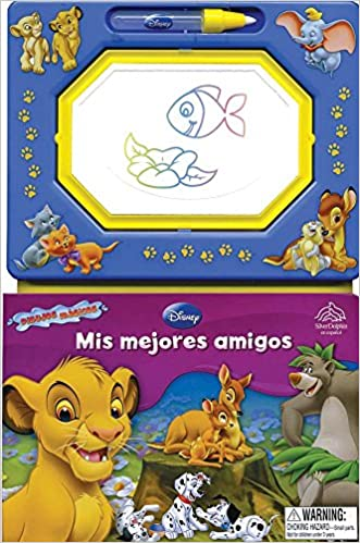 Amazoncom Mis Mejores Amigos Disney Lovably Animals Dibujos