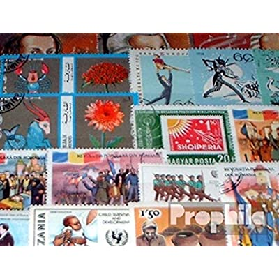 All World 500 Different Stamps (Stamps for Collectors): Toys & Games