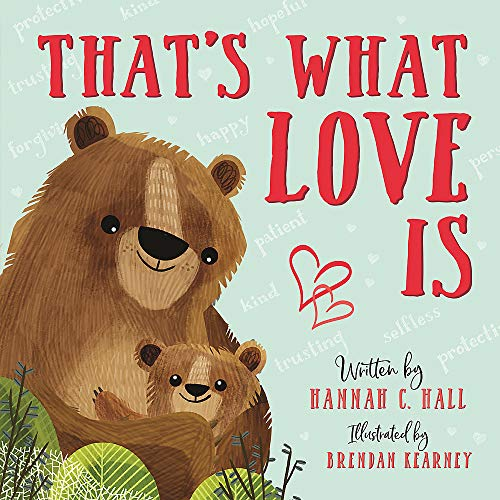Book Cover: That's What Love Is