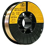 INEFIL ER70S-6 .035-Inch on 10-Pound Spool Carbon Steel Mig Solid Welding Wire