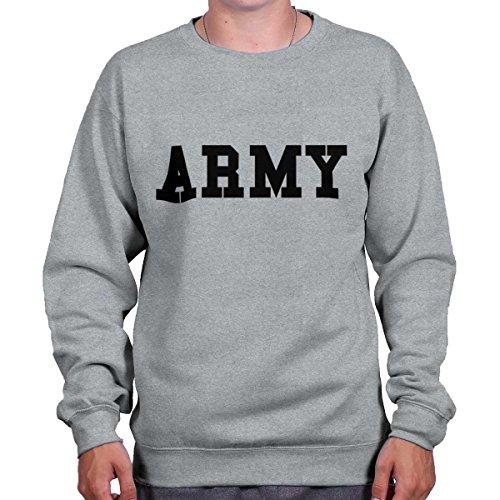 American Army USA Shirt | Military Veteran Navy Seal Soldier Sweatshirt (Army Mens Sweatshirt)