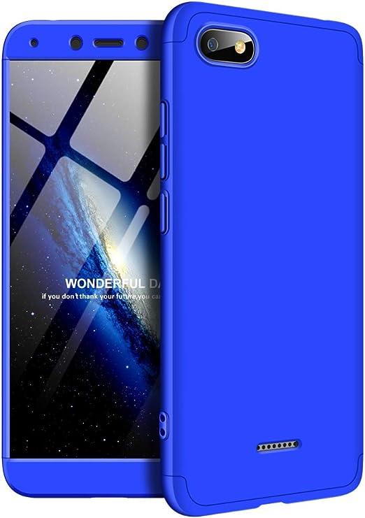 BCIT Xiaomi Redmi 6A Funda Funda Xiaomi Redmi 6A 360 Grados ...