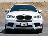 2-Pieces High-Grade License Plate Frame for
