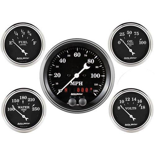 Autometer Gauge Set - 3