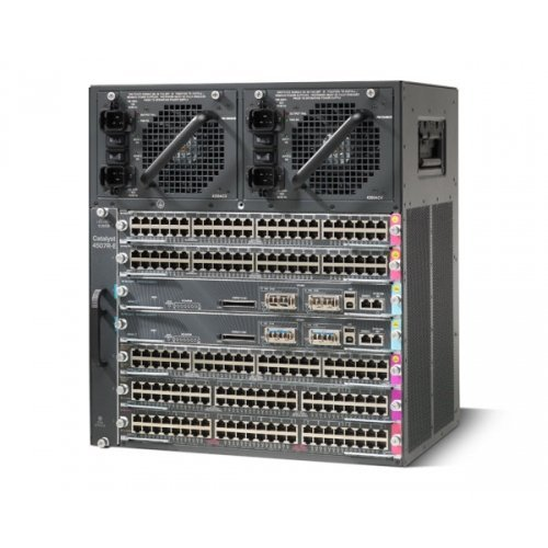 (Catalyst 4500 E 4-Slot Chassis)