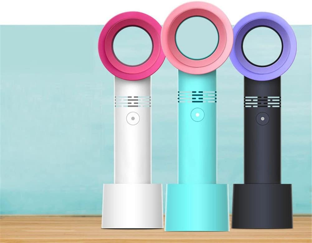 Carga USB De Mano Refrescarse En Verano Ventilador Sin Aspas Silencioso Cecotec Pared Techo 68x43x197mm