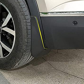MOERTIFEI Car Mudguard Fender Mud Flaps Splash Guards Kit fit for 2019 VW Arteon//Arteon R-Line