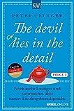 The devil lies in the detail - Folge 2: Noch mehr Lustiges und Lehrreiches über unsere Lieblingsfremdsprache